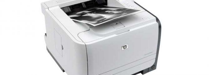 نقد و بررسی پرینتر HP Laserjet P2055dn