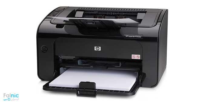 پرینتر HP Laserjet p1102w