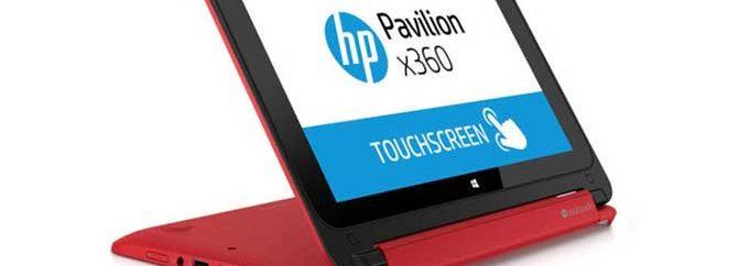 بررسی لپ تاپ HP Pavilion X360