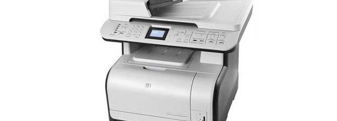 نقد و بررسی پرینتر HP color LaserJet CM1312nfi