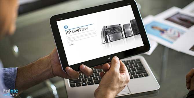ویژگی های جدید HPE OneView 4