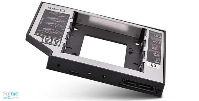 HDD Caddy یا براکت هارد لپ تاپ