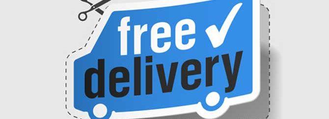 ارسال یک روزه رایگان کالا در فالنیک (ایران اچ پی)