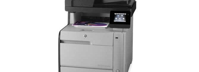نقد و بررسی پرینتر HP Color LaserJet Pro MFP M476dw