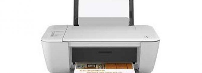 آشنایی با کنترل پنل پرینتر جوهری HP Deskjet 1510