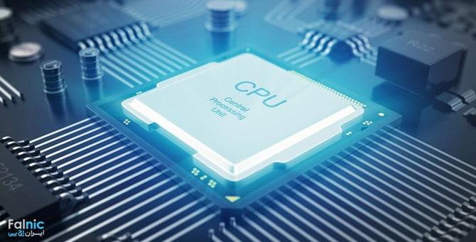آشنایی با CPU کامپیوتر