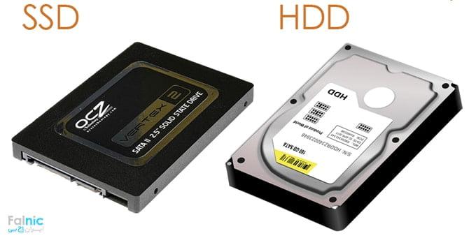 آموزش نصب هارد دیسک
