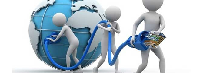 بخش پشتیبانی شبکه فالنیک (ایران اچ پی)