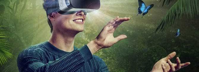 شگفتانگیزهای دنیای واقعیت مجازی