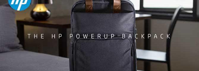 با کوله پشتی جدید اچ پی؛ لپ تاپ، تبلت و تلفن همراه خود را شارژ کنید