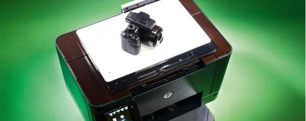 پرینتر TopShot Pro M275 با قابلیت تهیه تصویر از اشیا