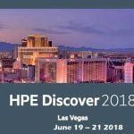 برگزاری کنفرانس HPE Discover 2018 در لاسوگاس