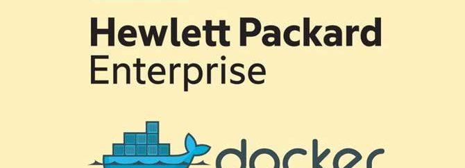 تکنولوژی Container و Docker در سرورهای اچ پی