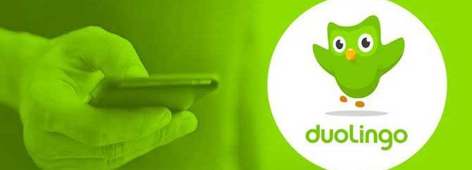 با نرم افزار Duolingo به راحتی زبان مورد علاقه خود را یاد بگیرید