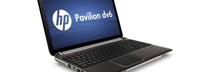 آشنایی با لپ تاپ HP Pavilion dv6-6080