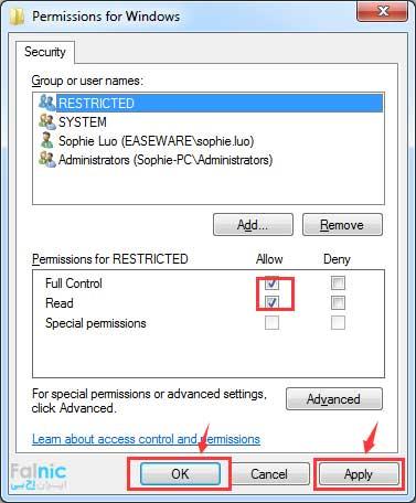 پیش فرض نشدن پرینتر در کامپیوتر