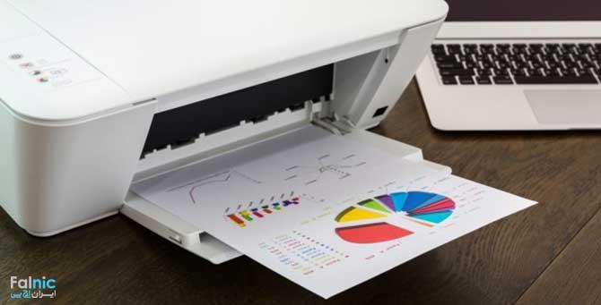 قرار دادن کاغذ در پرینترهای اچ پی
