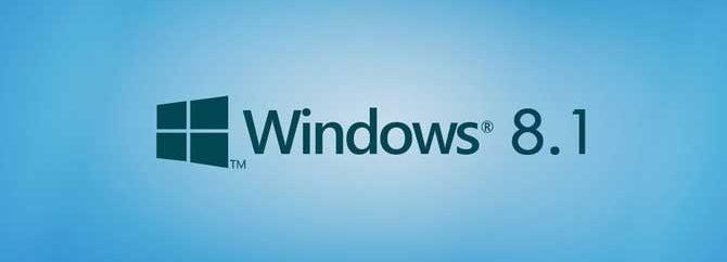 چگونگی ارتقا ویندوز 8 به 8.1