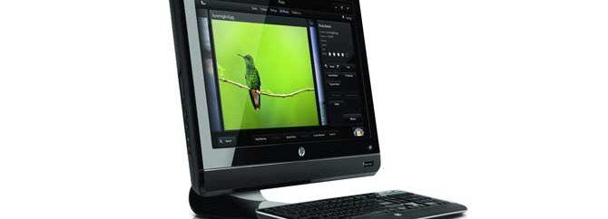 کامپیوتر جدید HP ALL-In-One 200