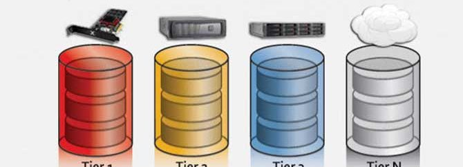 Tiered storage چیست؟