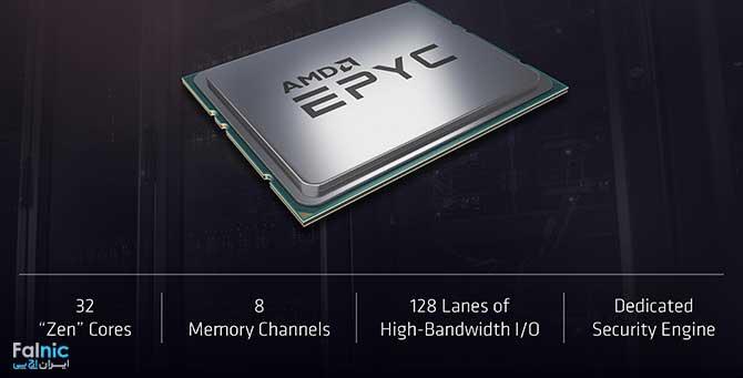 پردازنده AMD EPYC