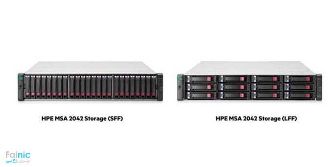 استوریج HPE MSA 2042