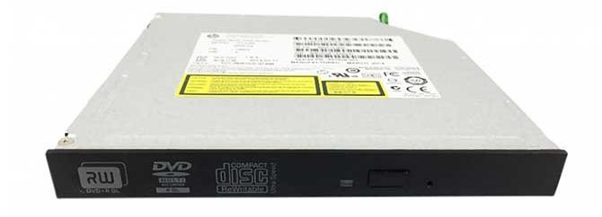 تعویض HPE DVD-ROM Optical Drive در سرور HPE DL380 G9