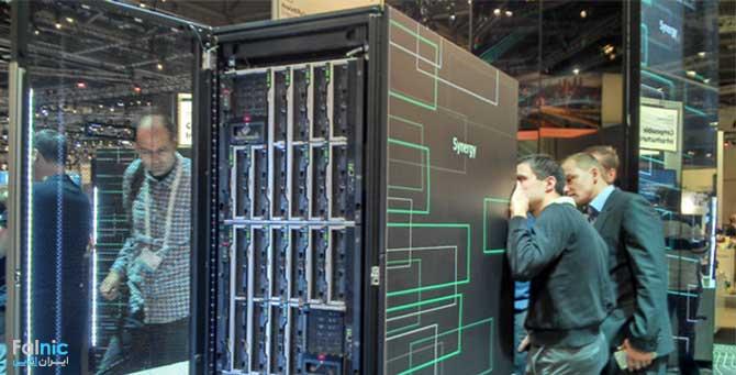 سرور HPE Synergy