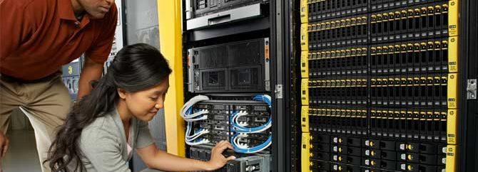 مزیت های دستگاه ذخیره سازی HP 3PAR