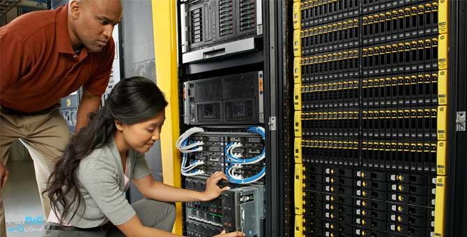 دستگاه ذخیره سازی HP 3PAR