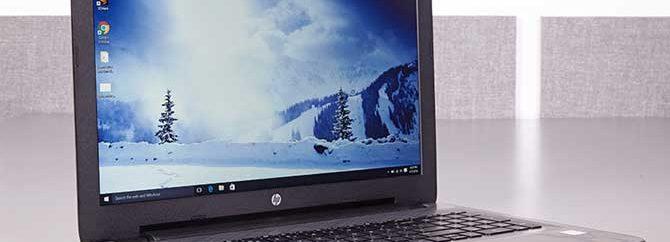 حل مشکل پخش صدا در سری نوت بوک های HP ۱۵ Notebook PCs