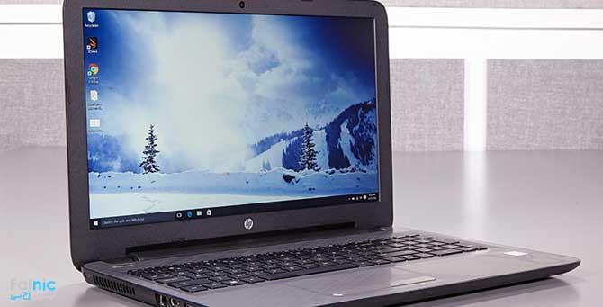 پخش صدا نوت بوک HP 15 Notebook PCs