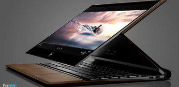 ویدیو/ نمایی از اولین لپ تاپ چرمی دنیا HP Spectre Folio