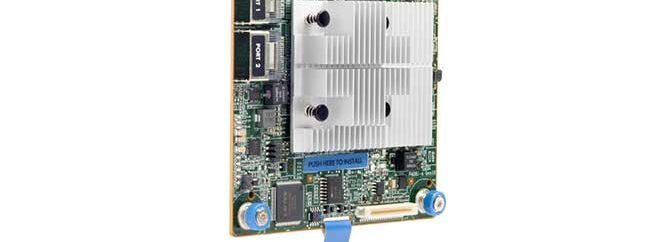 ویدیو/ خارج کردن HPE Smart Array Controller از روی سرور HPE DL380 G10