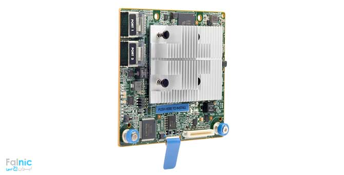 خارج کردن HPE Smart Array Controller