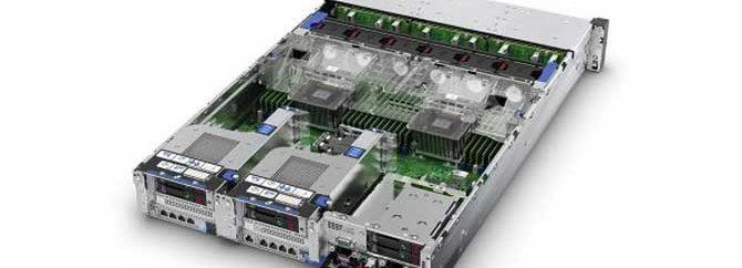 ویدیو/ نحوه تست گرفتن از قطعات سرور HPE DL380 G10