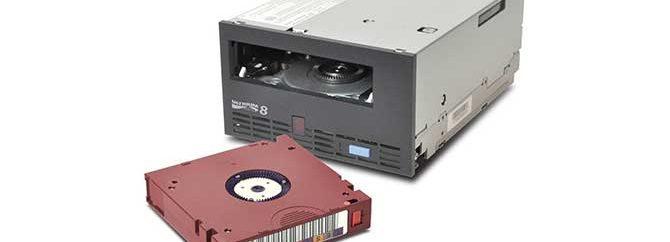 بررسی تخصصی HPE LTO-8 Tape Drive