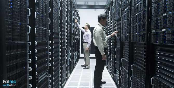 راهکار ذخیره سازی SAN Storage