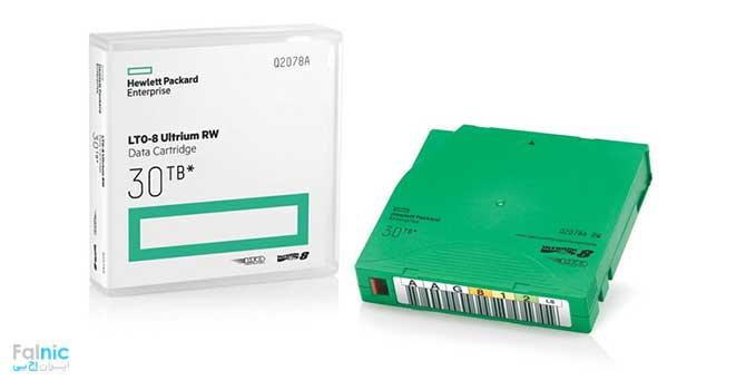 ذخیره سازی مبتنی بر Tape و LTO