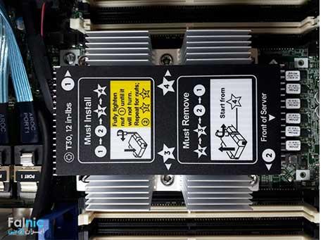 اسمبل و دی اسمبل HPE Heatsink G10