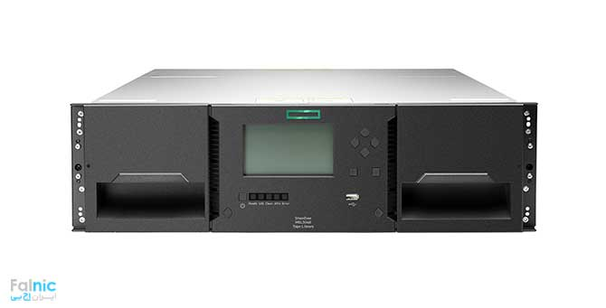 استوریج HPE StoreEver MSL3040 Tape Library