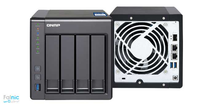 راه اندازی استوریج کیونپ با نرم افزار Qfinder Pro