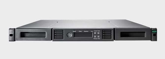 بررسی تخصصی HPE StoreEver 1/8 G2 Tape Autoloader