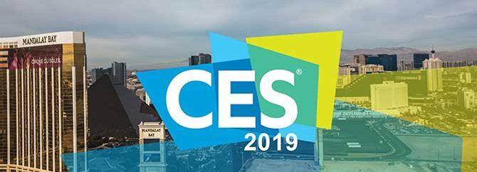 اچ پی در رویداد CES 2019