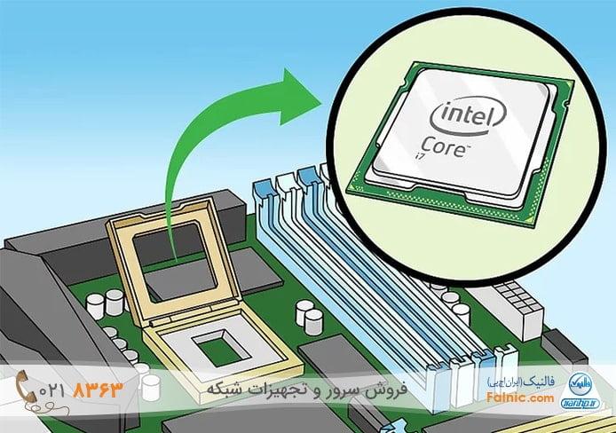 آموزش تعویض cpu کامپیوتر - مرحله 5