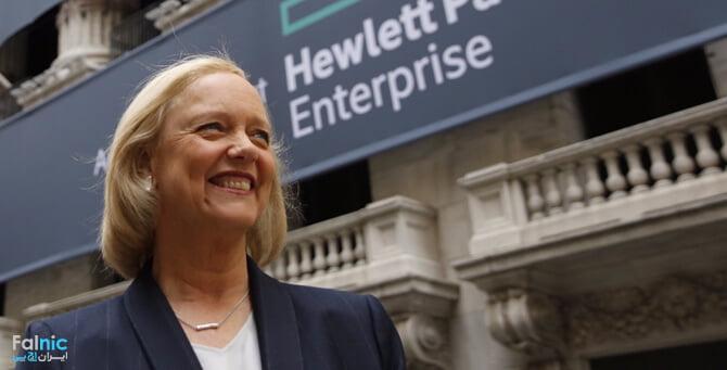 مگ ویتمن از ریاست HPE کنارهگیری کرد