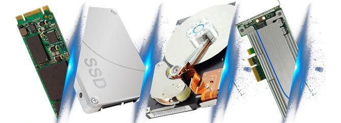 مقایسه هارد درایوهای SSD و HDD؛ پادکست