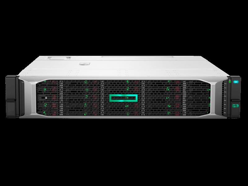 کتاب صوتی بررسی DAS استوریج HPE D3000 Disk Enclosure