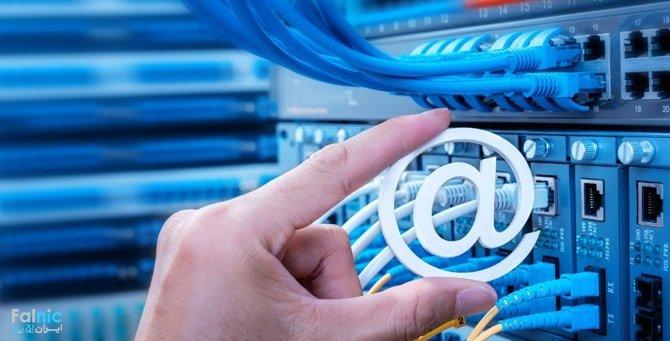 رول Mail Server