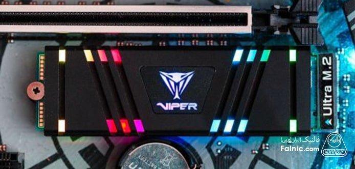 بهترین M.2 SSD های 2021 - Patriot Viper VPR100